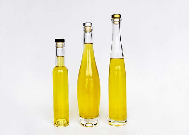 Top quality empty glass bottles of wine 750ml market price