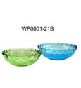 210mm Clear Glass Bowl